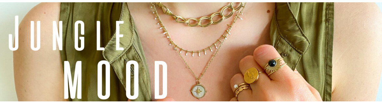 Jungle mood : une collection de bijoux en acier au style affirmé